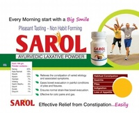 Sarol Powder (For constipation)