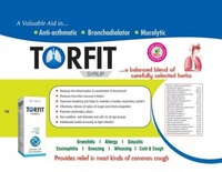 Torfit syp. (For Asthmatic & Antiallergic)