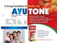 Ayutone Syp. (For general health tonic)