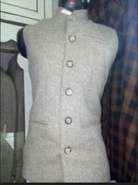 Cotton Khadi Jacket