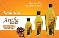 Keshrtna Aritha Hair Oil