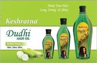 Keshrtna Dudhi Hair Oil