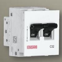 240V Double Pole Mini Miniature Circuit Breaker