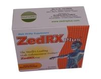 ZedRX Plus Enlargement Pills