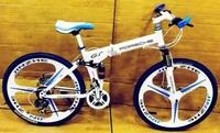 Mercedes Folding Cycle