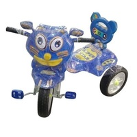 Blue Cat Kids Tricycle