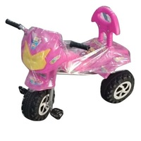 Kids Pink Tricycle