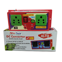 DC Converter With USB