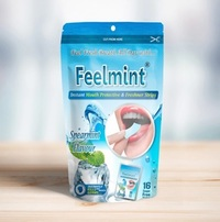 Instant Mouth Protective And Freshener Strips (Mouth Freshener Oral Strips)