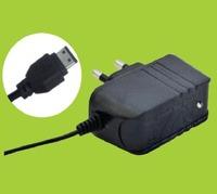 Black Travel Regular Mobile Charger