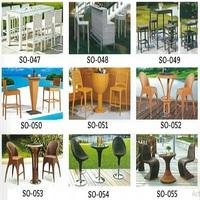 Bar - Chair Set
