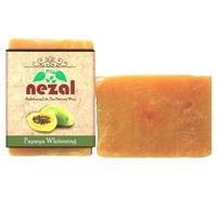 Nezal  Papaya Whitening soap