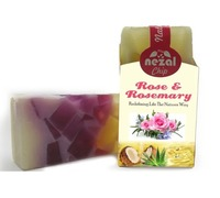 Nezal Chip  Rose and Rosemary
