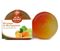 Nezal Round Orange Bergamot