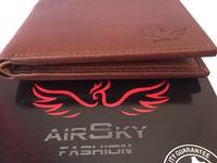 AIRSKY品牌皮革钱包