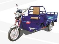 Loading E Rickshaw