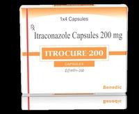 ITROCURE -200 Capsule