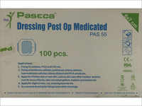 Dressing Post Op Medicated