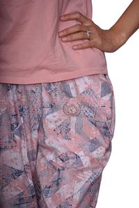 Female Cotton Printed Pyjama