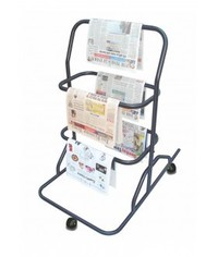 Magazine and Newspaper Stands