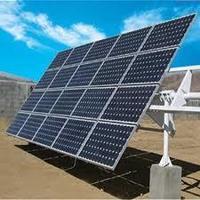 太阳能电网