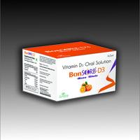 Bonsorb Nano (Vitamin D3 Oral Solution)
