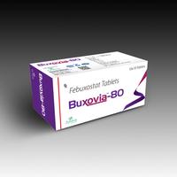 Buxovia-80 (Fabuxostat)