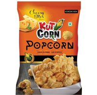 Tasty and Crispy Popcorn