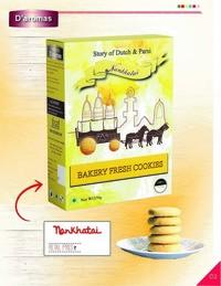 D'aromas Bakery Fresh Cookies