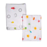 Baby Essential Printed Towel 25x40