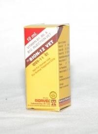 Vitamin B1,B6,B12 (INJ. BION-12 VET)