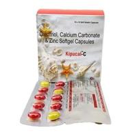 Calcitriol Calcium Carbobnate And Zinc Softgel Capsules