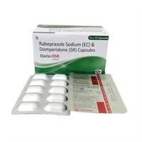 Rabeprazole Sodium (EC) And Domperidone (SR) Capsules