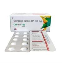 120 MG Etoricoxib Tablets IP