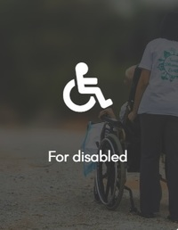 For Disabled
