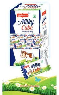 Milky Cubes