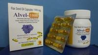 ALVEL Flax Seed Oil Capsules