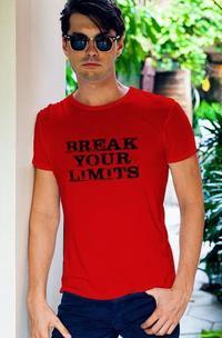 Graphic Printed Mens T-Shirt