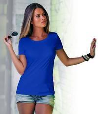 Classic Plain Womens T-Shirt