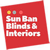 SUN BAN BLINDS & INTERIORS