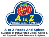 A TO Z FOODS AND SPICES