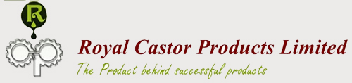 ROYAL CASTOR PRODUCTS LIMITED