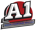 A-1 FOUNTAIN SODA MACHINE