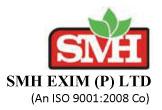 S M H EXIM PVT. LTD.