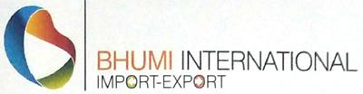 BHUMI INTERNATIONAL EXPORT & IMPORT