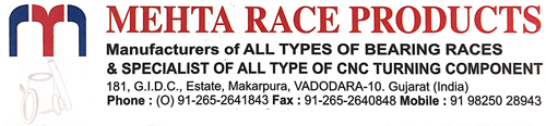 MEHTA RACE PRODUCTS