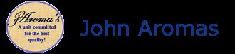 JOHN AROMAS