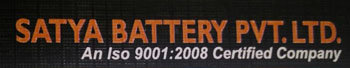 SATYA BATTERY PVT. LTD.