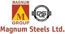 MAGNUM STEELS LTD.