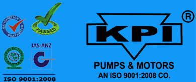 KPI PUMPS HOUSE INDIA